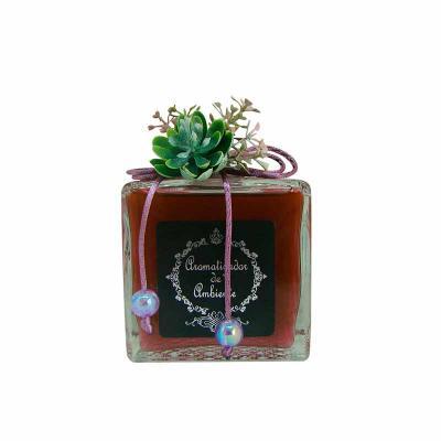 3RC Brindes - Kit ambiente artesanal aromatizante e varetas