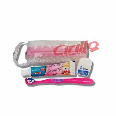 Cirillo Personal Kit - Kit higiene bucal infantil