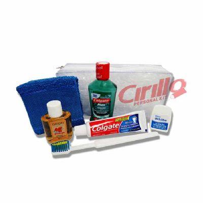 Cirillo Personal Kit - Kit higiene pessoal Catina