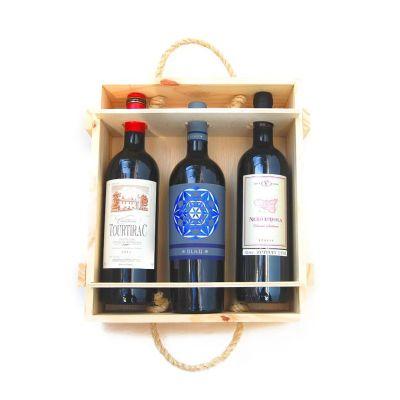 Kit Vinhos do Mundo