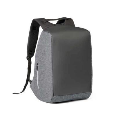Diferente Mente Brindes - Mochila para notebook. 900D de alta densidade e tarpaulin. Sistema anti-roubo: compartimento principal com zíper oculto e parte posterior com 2 bolsos...