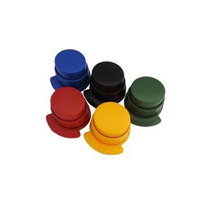 Diferente Mente Brindes - Grampeador ecológico, material de plástico.