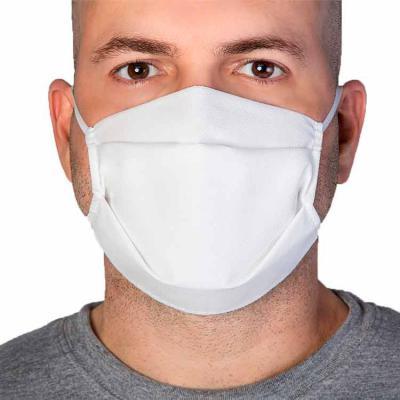 diferente-mente-brindes - Máscara de Proteção em TNT 40 - Dupla Camada