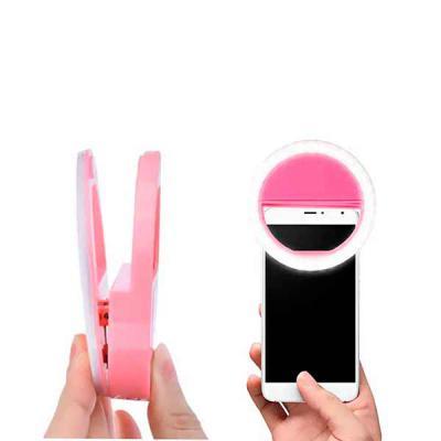 Brindes e Ideias - Luz de selfie personalizado