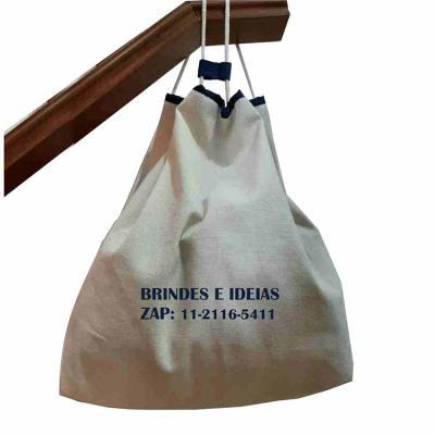 Brindes e Ideias - mochila ecológica personalizada