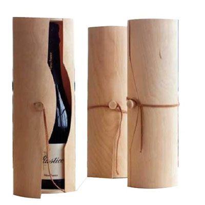 Brindes e Ideias - Caixa para vinho personalizado.