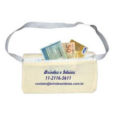 Brindes e Ideias - Porta dólar