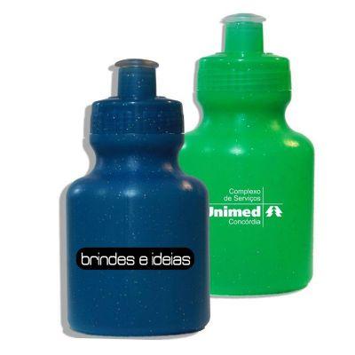 Brindes e Ideias - Squeeze plástico, 300 ml.