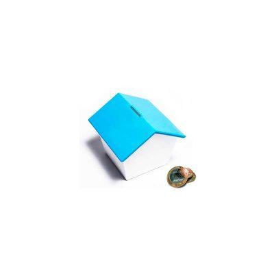 Energia Brindes - Cofre Personalizado em formato de casa.