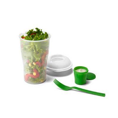 energia-brindes - Copo personalizado para salada.