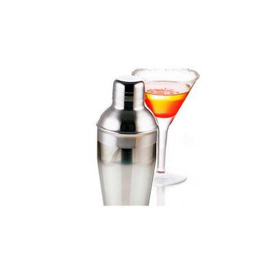 Energia Brindes - Coqueteleira Personalizada feita em aço inox.