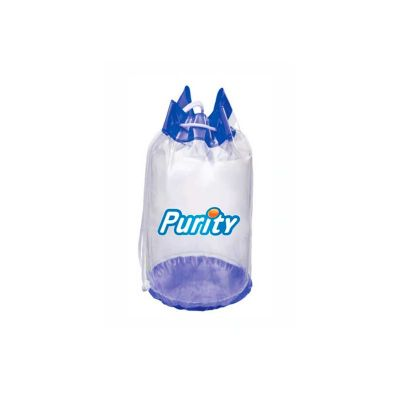 Energia Brindes - Mochila saco de PVC personalizada.