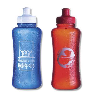 Energia Brindes - Squeeze em cores variadas