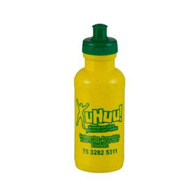 Energia Brindes - Squeeze plástico personalizado com capacidade de 500 ml o produto é personalizado em silk.