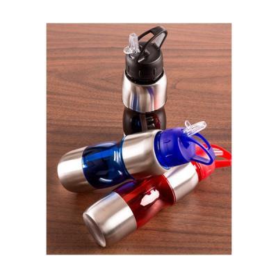 Energia Brindes - Squeeze Aluminio Personalizado Promocional
