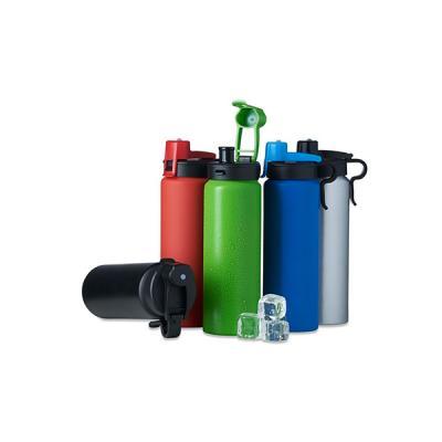 Energia Brindes - Garrafa Squeeze de Alumínio Personalizada