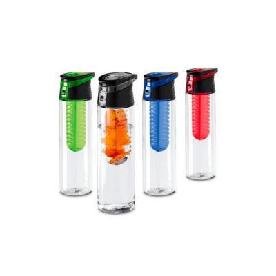 Energia Brindes - Garrafa Squeeze com Infusor Personalizada