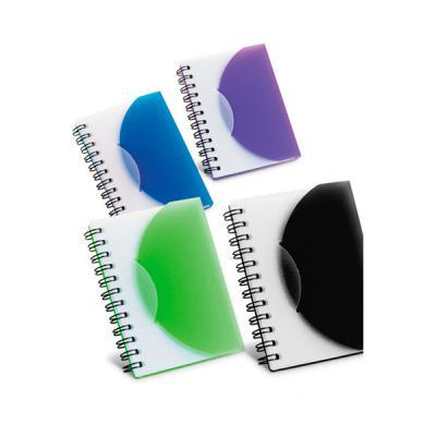Energia Brindes - Mini Caderno de Anotações Personalizado