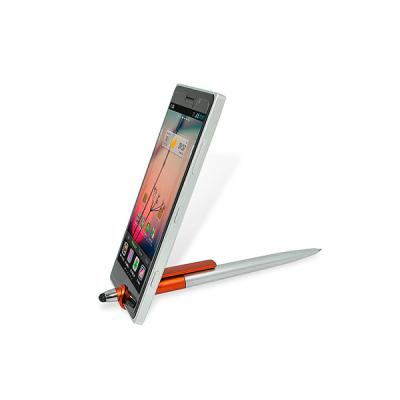 Energia Brindes - Caneta Touch Personalizada com Suporte para Celular