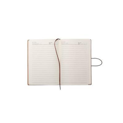 Energia Brindes - Caderneta  Emborrachada Personalizada