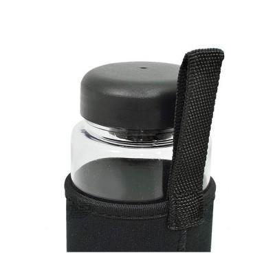 Energia Brindes - Squeeze Plástico Personalizado com Capa de Neoprene