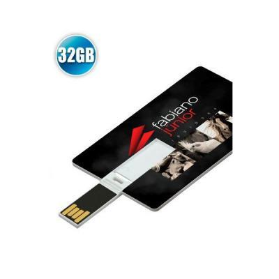 Energia Brindes - Pen card 32 Gb Personalizado