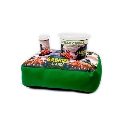 Energia Brindes - Almofada Porta Pipoca Personalizada