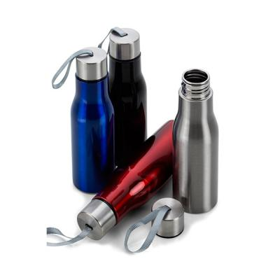 Energia Brindes - Garrafa Squeeze de Metal Personalizada