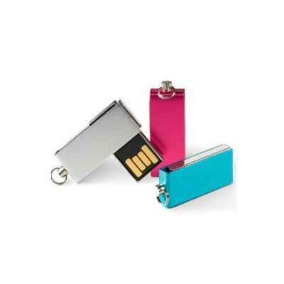 Energia Brindes - Pen drive 4GB Giratório MSM