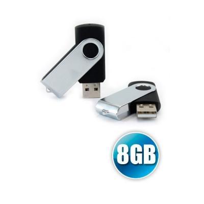 energia-brindes - Pen Drive 8GB Canivete Personalizado