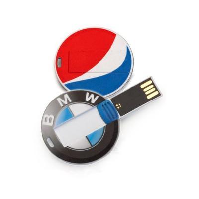 Energia Brindes - Pen card 4gb Personalizado