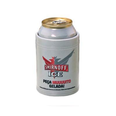 energia-brindes - Porta Cerveja Personalizado