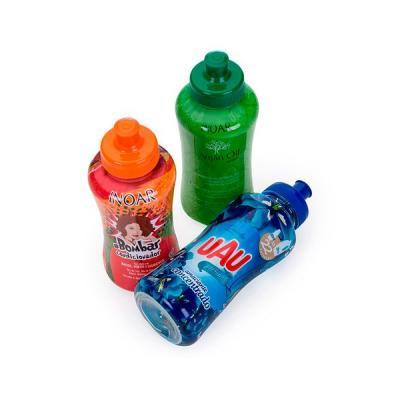 Energia Brindes - Garrafa Squeeze Sleeve para Brindes