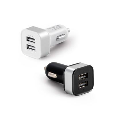 Energia Brindes - Tomada USB para Carros Personalizada