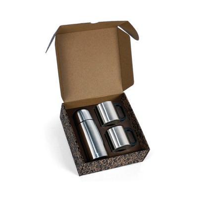 Energia Brindes - Garrafa Térmica Personalizada de Inox