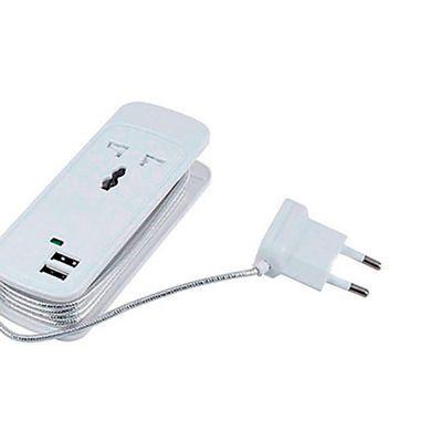 Energia Brindes - Adaptador de Tomada USB Personalizado