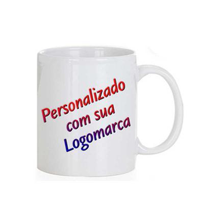 Nogueira Brindes - Caneca de Porcelana Personalizada