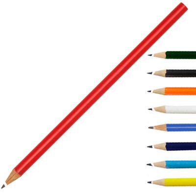 Nogueira Brindes - Lápis Personalizados para Brindes | Lápis Personalizado | Nogueira Brindes  Lápis redondo resinado, medindo 0,7 x 17,5 cm, Nº 2 com grafite HB e pelíc...