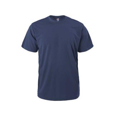 Rose Sacolas - Camiseta meia malha algodão gola careca