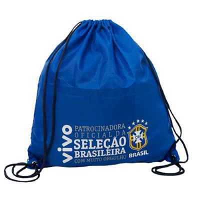 Rose Sacolas - Sacola mochila promocional personalizada
