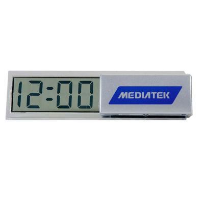 Make Brazil - Relógio plástico digital com visor LCD. Acompanha 1 bateria AG13.