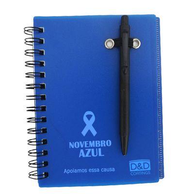 Make Brazil - Bloco de anotações com caneta