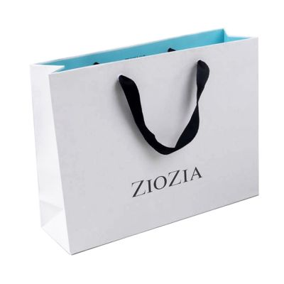 Make Brazil - Sacola de papel personalizada.