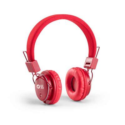 BTM Brindes - Fone de ouvido dobrável em ABS