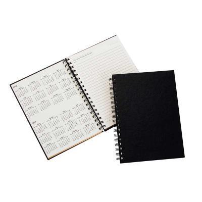 BTM Brindes - Caderno/Agenda permanente com capa dura