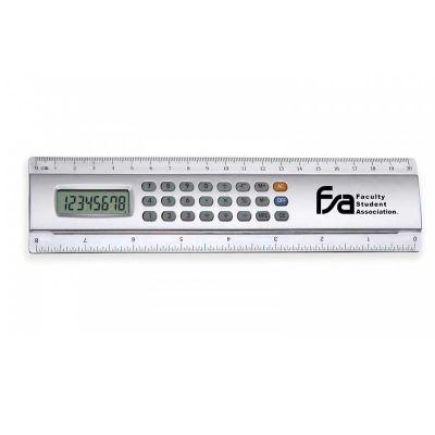 BTM Brindes - Calculadora com régua 20 cm