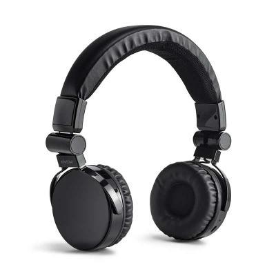 BTM Brindes - Os GROOVY são fones com microfone, confortáveis e elegantes, em polipele, metal e ABS. Os GROOVY são fones de ouvido wireless dobráveis, práticos e id...