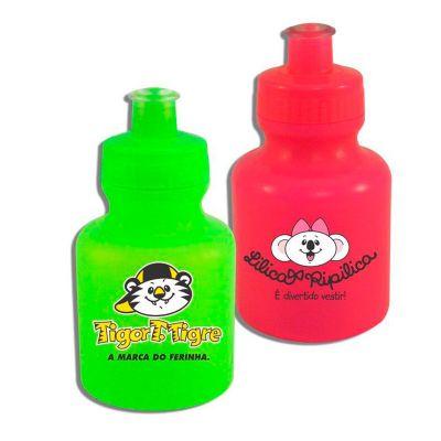 btm-brindes - Squeeze plástico 300 ml