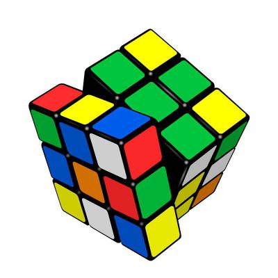 Park Brindes - Cubo Mágico Personalizado