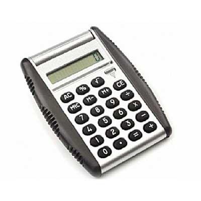 Park Brindes - Calculadora emborrachada personalizada